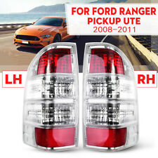 2X Left + Right Rear Tail Light Lamps O/S N/S For Ford Ranger Pickup Ute 08-11