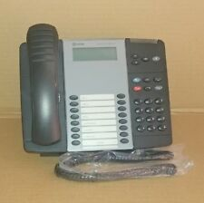 Mitel 8528 LCD Display Phone Telephone IP with Stand & Handset Complete