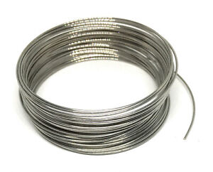 20 gauge 316L stainless steel wrapping wire soft round