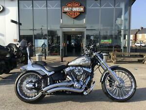2014 Harley-Davidson SOFTAIL FXSB BREAKOUT FXSB Solid colour (14MY) Custom Petro
