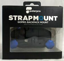 PolarPro StrapMont, Backpack Mount, Halterung für GoPro Hero 7 6 5