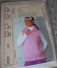 Burda Sewing Pattern Ladies Ski Pants & Anorak