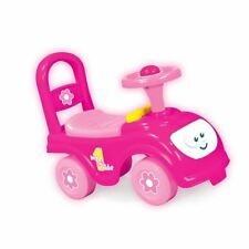 Dolu My First Ride On Push Along Car for Children - Pink