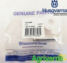 Kit Pompa Olio per Motosega Husqvarna 51-55 501777601 - 503660102