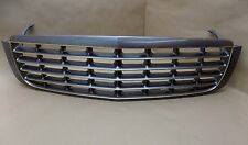 97 98 99 CADILLAC DEVILLE OEM GRILL GRILLE CHARCOAL GRAY AND TRIM GOLD 25626844
