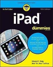 iPad For Dummies  (UK IMPORT)  BOOK NEW