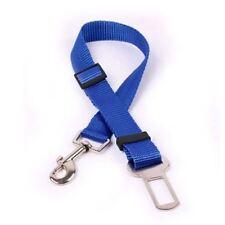 Collari in tessuto blu per cani