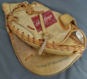 Rawlings Lite Toe Catchers Glove Left LHT RCM33 Player Preferred Palm Pad