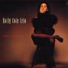 "HOLLY COLE TRIO ""DON´T SMOKE IN BED"" CD NEW!"