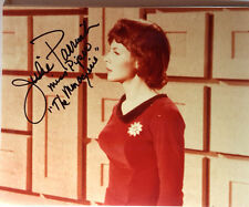 Star Trek Autograph Julie Parrish as Lt Piper 8 x 10 Photo- Free S&H(Lhau-647)