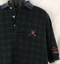 Polo Ralph Lauren S/S Golf Polo Shirt Champions Club Mens XL
