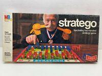 Stratego von MB US Orginalausgabe Strategiespiel Taktik Brett sehr selten