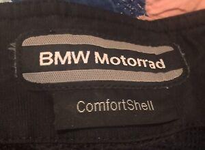 BMW Motorrad Comfortshell Waterproof Riding Pants w/Knee - Hip Protection Size 8