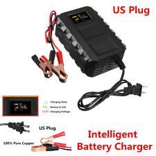 Universal Intelligent 12V 20A Automobile Car Battery Lead Acid Battery Charger