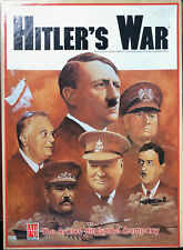 HITLER'S WAR, Avalon Hill #861, PUNCHED, BAGGED, SORTED, & COMPLETE