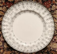 "Spode FLEUR DE LYS-GREY 10.75"" Dinner Plate 67515 (multiple available)"