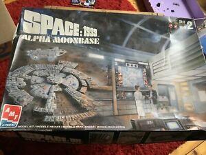 AMT Space 1999 alpha moonbase