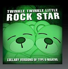 Twinkle Twinkle Litt - Lullaby Versions of Type O Negative [New CD] M