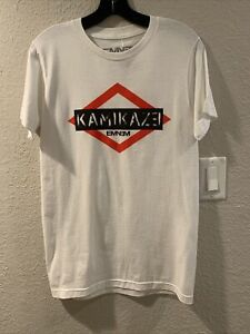 eminem kamikaze Logo Tee Nwt S Small