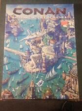 Conan Messantia - City of Riches   Box Set Sealed  Mongoose Publishing MGP  7709