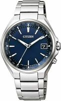 New! CITIZEN ATTESA Eco-Drive Radio Controlled Men's Watch CB1120-50L from Japan
