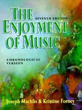 The Enjoyment of Music: An Introduction to Perceptive Listening/Chronological