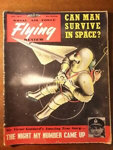 RAF Flying Review 1955 July