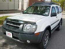 Fits Nissan Xterra 2000 - 2004 Window Visors In-Channel