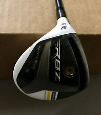 LH TaylorMade RBZ Stage 2 Fairway 3 Wood 15* 60g Stiff Flex Graphite Golf Club