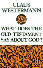 What Does the Old Testament Say About God?-ExLibrary