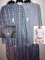 NEW Peter Millar Mens Long Sleeve Shirt S M L XL 2XL