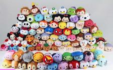 140 Styles Disney TSUM TSUM Mickey Rapunzel Snow White Pua Plush Toys With Chain