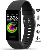 Activity Fitness Tracker Temperature Heart Rate Blood Pressure Monitor Waterproo