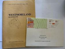 Geological Series of Queensland - Westmoreland - Includes Geological Map 1979