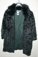 Diomi GK5400 Mink Fox Fur Cape Color Forest Size Medium NWT ($2,950)