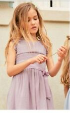 BRAND NEW NEXT Girls NEXT Lilac Party Dress Age: 6 Years