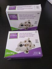 Original Sculpey White- 2 packages