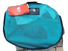 Brand New The North Face Base Camp Duffel -S  FANFREGN  TNFBLK OS