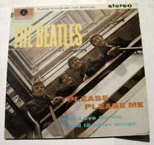 Beatles lp Please Please Me STEREO 1st UK Press