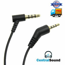 Replacement Cable Cord for QuietComfort 3 QC3 Quiet Comfort 3 Bose Headphones