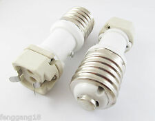 E40 To G12 Socket Base LED Halogen CFL Light Bulb Lamp Adapter Converter Holder