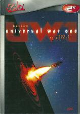 UW1 Universal war one Tome 1 La genèse Solo BD