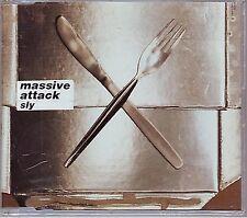 """MASSIVE ATTACK """" Sly """" (CD Maxi-single) 1994 NEUF / NEW"""