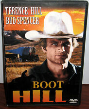 BOOT HILL HARD TO FIND SPAGHETTI WESTERN DVD PERFECT FAST FREE SHIP!