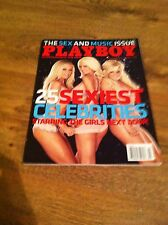 Lot of Celebrity Playboys Include Pam Anderson Sable Torrie Wilson Tia Carrere