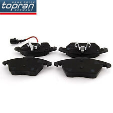 For VW Jetta Passat CC Polo Scirocco Touran Set Front Brake Pads 5K0698151A*