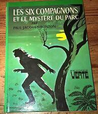 Les six compagnons et le mystère du parc