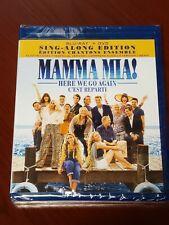 Mamma Mia : Here We Go Again ( Blu Ray/ DVD, 2018 )