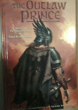 Very Rare The Outlaw Prince Hardcover 2011 Signed Rob Hughes Thomas Yeates