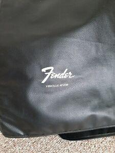 Original 1960's Fender Vibrolux Reverb Amp Cover. CLEAN!